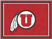 Fan Mats NCAA University of Utah 8x10 Rug