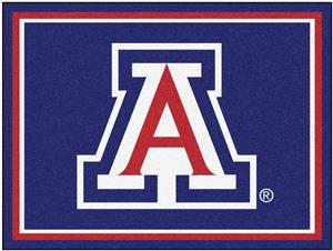 Fan Mats NCAA University of Arizona 8x10 Rug