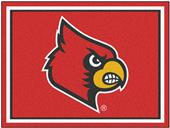 Fan Mats NCAA University of Louisville 8x10 Rug