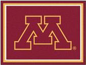Fan Mats NCAA University of Minnesota 8x10 Rug