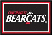 Fan Mats University of Cincinnati 5' x 8' Rug