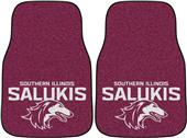 Fan Mats Southern Illinois Carpet Car Mats (set)