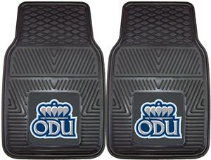 Fan Mats NCAA Old Dominion Vinyl Car Mats (set)
