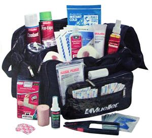 Mueller Sport Care Soft First Aid Kit