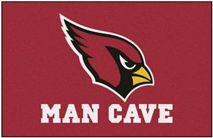Fan Mats Arizona Cardinals Man Cave Starter Mat