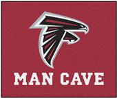 Fan Mats Atlanta Falcons Man Cave Tailgater Mat
