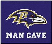 Fan Mats Baltimore Ravens Man Cave Tailgater Mat