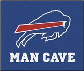Fan Mats Buffalo Bills Man Cave Tailgater Mat
