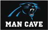 Fan Mats Carolina Panthers Man Cave Ulti-Mat