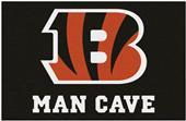 Fan Mats Cincinnati Bengals Man Cave Starter Mat