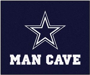 Fan Mats NFL Dallas Cowboys Man Cave Tailgater Mat
