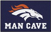 Fan Mats NFL Denver Broncos Man Cave Ulti-Mat