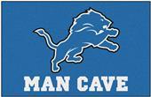Fan Mats NFL Detroit Lions Man Cave Starter Mat
