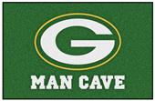 Fan Mats Green Bay Packers Man Cave Starter Mat