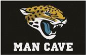 Fan Mats Jacksonville Jaguars Man Cave Starter Mat