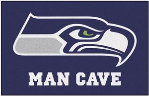 Fan Mats Seattle Seahawks Man Cave Starter Mat
