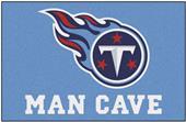 Fan Mats Tennessee Titans Man Cave Starter Mat