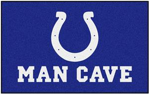 Fan Mats NFL Indianapolis Colts Man Cave Ulti-Mat