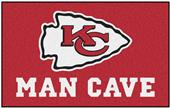 Fan Mats NFL Kansas City Chiefs Man Cave Ulti-Mat