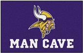 Fan Mats NFL Minnesota Vikings Man Cave Ulti-Mat