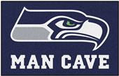 Fan Mats NFL Seattle Seahawks Man Cave Ulti-Mat