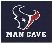 Fan Mats Houston Texans Man Cave Tailgater Mat