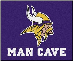 Fan Mats Minnesota Vikings Man Cave Tailgater Mat