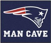 Fan Mats New England Man Cave Tailgater Mat