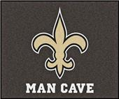 Fan Mats New Orleans Saints Man Cave Tailgater Mat