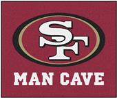 Fan Mats San Francisco Man Cave Tailgater Mat