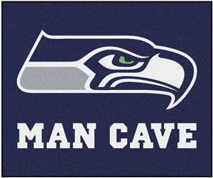 Fan Mats Seattle Seahawks Man Cave Tailgater Mat