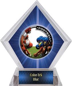 Awards PR1 Football Blue Diamond Ice Trophy