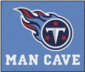 Fan Mats Tennessee Titans Man Cave Tailgater Mat