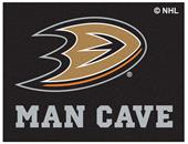 Fan Mats NHL Anaheim Ducks Man Cave All-Star Mat