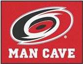 Fan Mats NHL Hurricanes Man Cave All-Star Mat