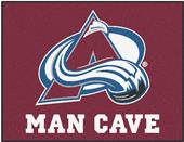 Fan Mats NHL Avalanche Man Cave All-Star Mat