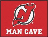 Fan Mats NHL NJ Devils Man Cave All-Star Mat