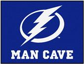 Fan Mats NHL Tampa Bay Man Cave All-Star Mat
