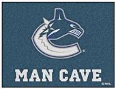 Fan Mats NHL Vancouver Man Cave All-Star Mat
