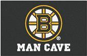 Fan Mats NHL Boston Bruins Man Cave Starter Mat