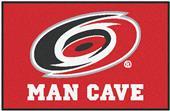 Fan Mats NHL Hurricanes Man Cave Starter Mat
