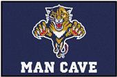 Fan Mats NHL Florida Panthers Man Cave Starter Mat