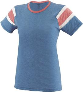Augusta Sportswear Ladies Fanatic Tee