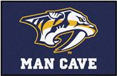 Fan Mats NHL Predators Man Cave Starter Mat