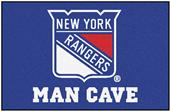 Fan Mats NHL NY Rangers Man Cave Starter Mat