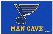 Fan Mats NHL St. Louis Blues Man Cave Starter Mat