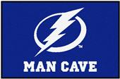 Fan Mats NHL Tampa Bay Man Cave Starter Mat
