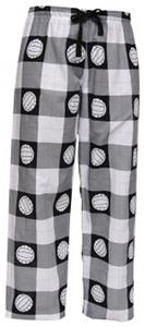 Boxercraft Adult Fashion Volleyball Flannel Pants
