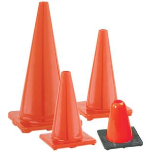 Goal Sporting Goods Flexible Vinyl Field Cone EACH