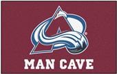 Fan Mats NHL Colorado Avalanche Man Cave Ulti-Mat